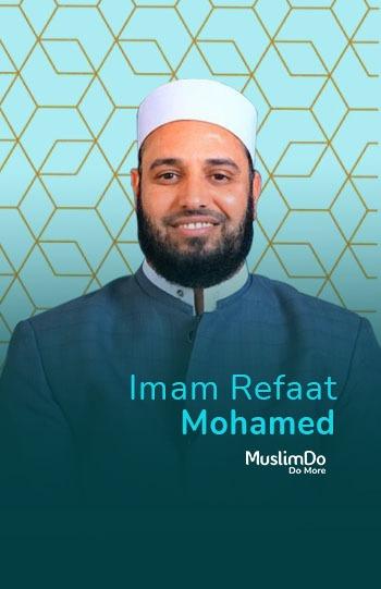Imam Refaat Mohamed